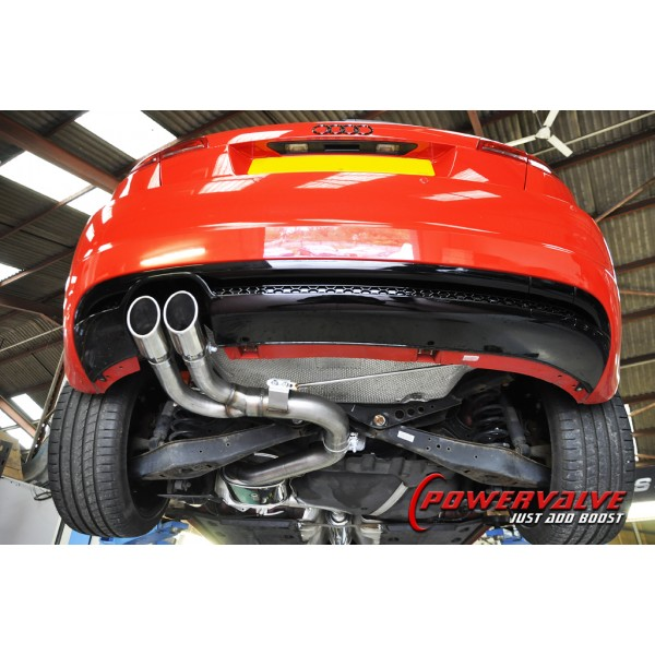Audi A3 2.0 Tfsi 8P 2003->2012 SPORT SOUND