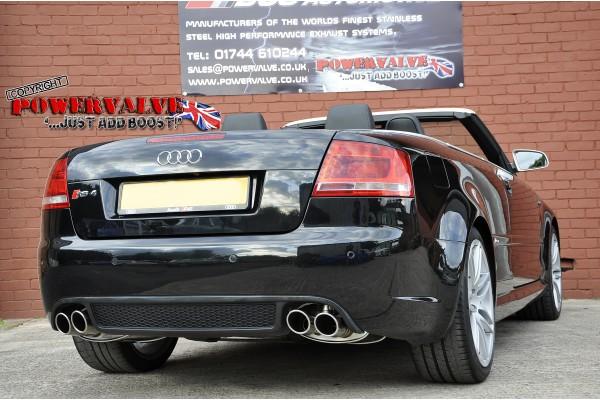 Audi RS4 B7 4.2 V8 2006->