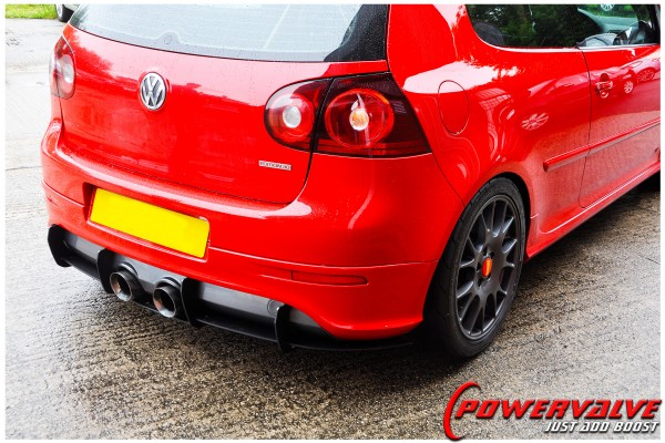 VW Golf GTi Mk5 TFSi 2004/2013 SPORT SOUND